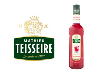 Mathieu Teisseire cocktail sirup
