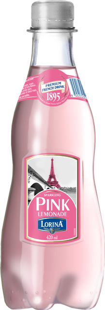 Lorina Pink Lemonade 420 ML