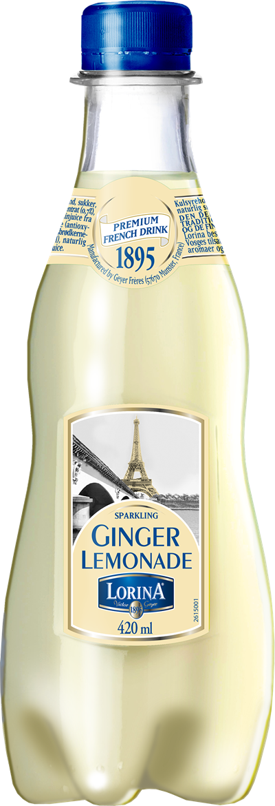 Lorina Ginger Lemonade 420ML