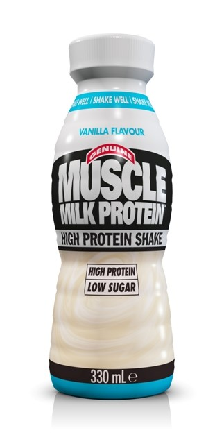 Muscle Milk Protein Vanilla 330 ML
