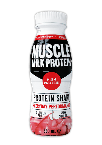 Muscle Milk Protein Strawberry 330 ml
