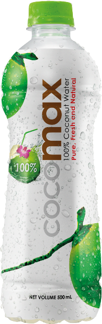 Cocomax 100% Coconut Water 24x500ML PET