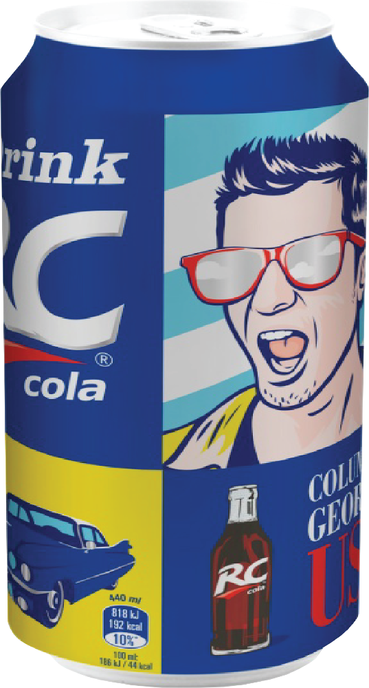 RC cola 330 ml