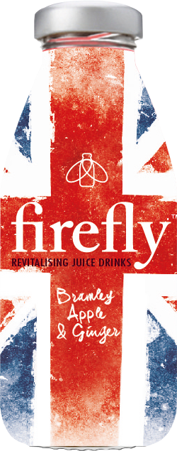 Firefly Apple & Ginger 330ML