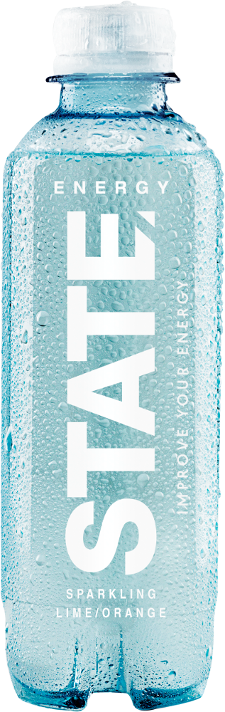 STATE Lightly Carbonated 300ML