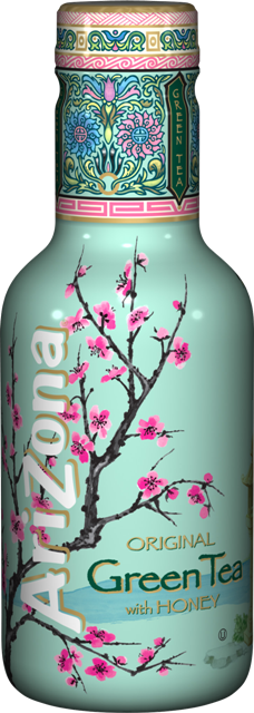 AriZona Iced Tea Original Green Tea 500 ML